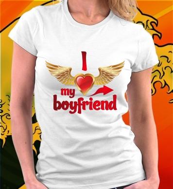 Люблю своего парня