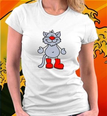 Кот в красных сапогах