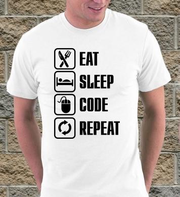 Eat, code, repeat
