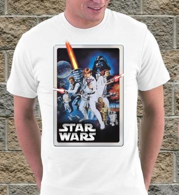 Звездные войны плакат