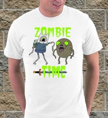 Зомби Джейк и Финн
