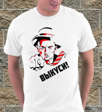 Маяковский в шляпе