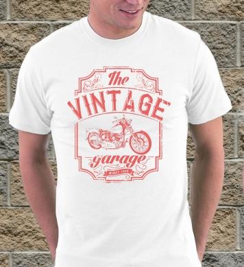 The vintage garage art
