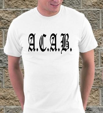 A.C.A.B. тату