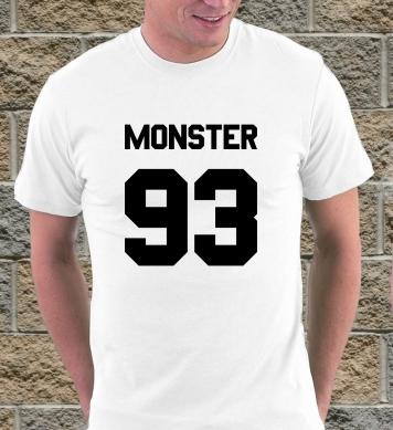 Monster 93 print