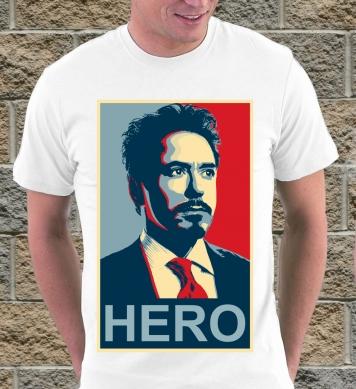 Robert Downey Герой