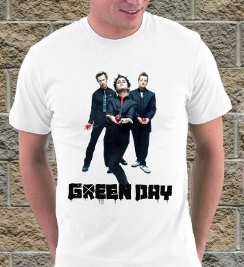 Green Day цвет