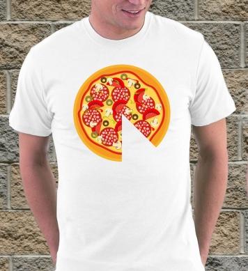 Мышка и пицца (м)