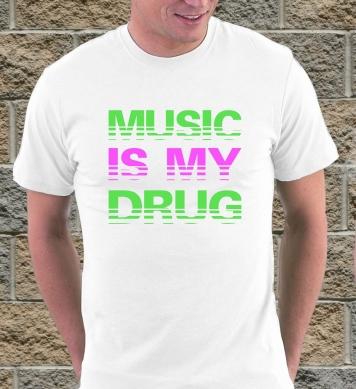 Музыка — мой наркотик
