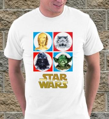 Star wars персонажи