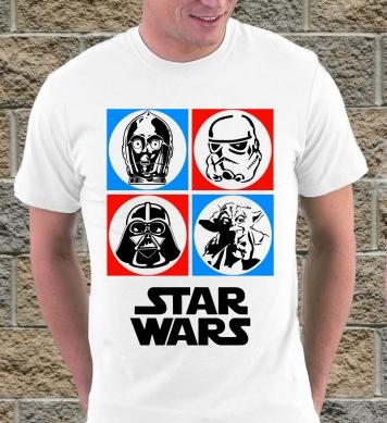 Сага Звездные войны