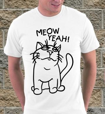 Meow yeah кот