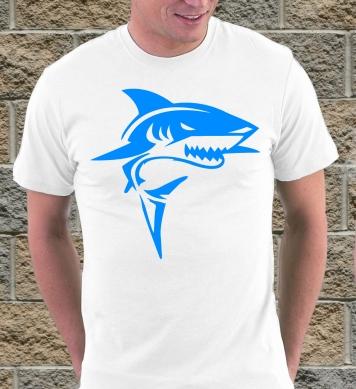 Акула рисунок