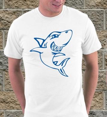 Свирепая акула
