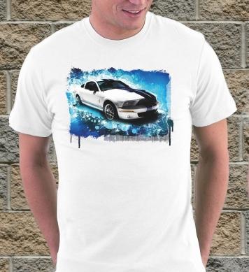 Форд Мустанг car