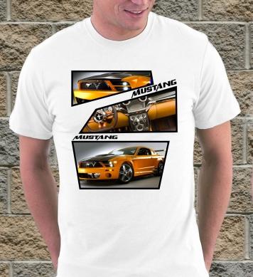Форд Мустанг car 2