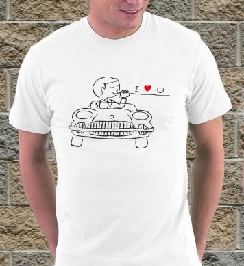 Любовь в автомобиле (мужская)