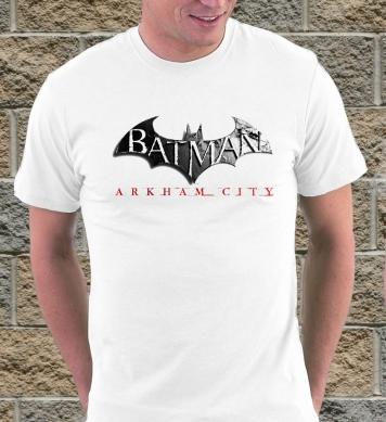 Бэтман Архэм Лого