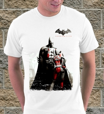 Бэтман Архэм 1