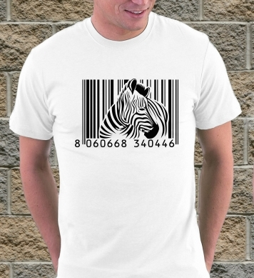 Штрихкод в зебру