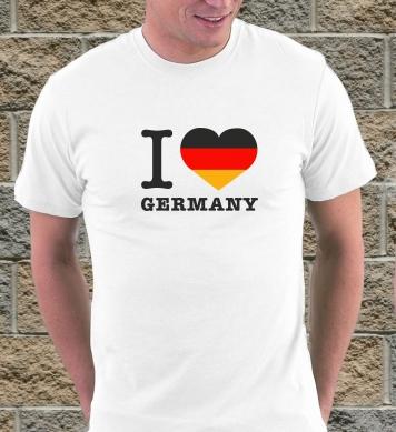 Люблю Германию
