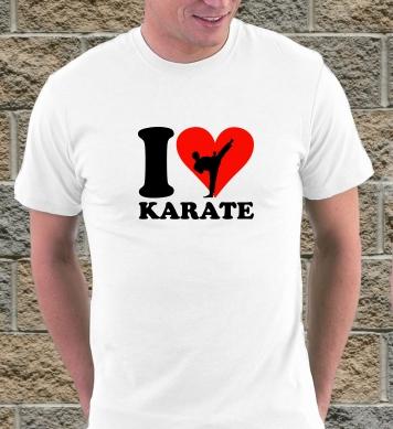 Я люблю каратэ