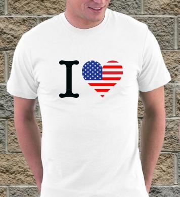 Люблю США