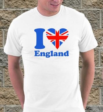 Люблю Англию