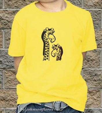 Два жирафика