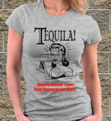 Tequila woman bar