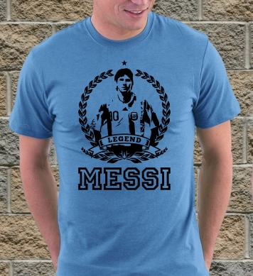 Messi легенда