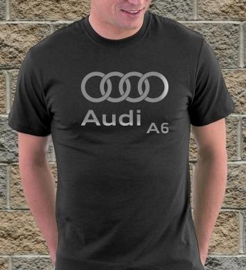 Ауди A6 logo