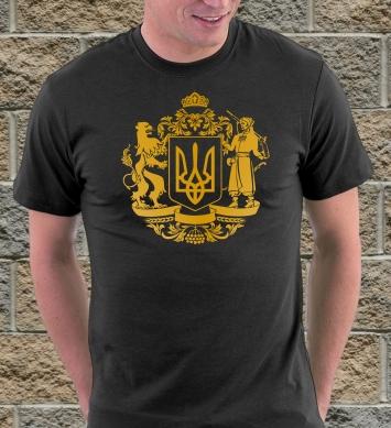 Желтый герб