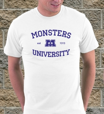 Monsters University 1313